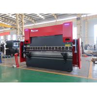 Quality 8 Axis CNC Press Brake Machine 220 Ton 3100mm with Wila Hydraulic Clamping for sale
