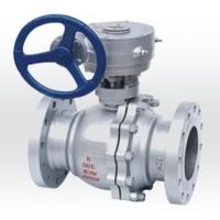 Flange Floating Ball Valve Carbon Steel Q341F/H/Y-300Lb / Forged Ball Valve for sale