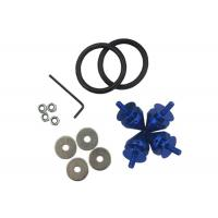 Buy Neo Chrome Quick Release Fasteners Hardness High Precision For Car Bumpers at wholesale prices