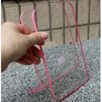 Buy clear acrylic pink side paperweight photo frame at wholesale prices