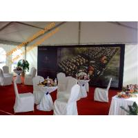 Buy Tent for Events and Parties  PVC  Party  Tent  Fire Retardant Clear Span Marquee at wholesale prices