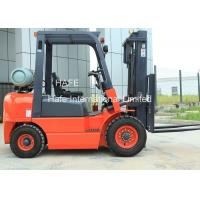 Quality Liquefied / Natural Gas LPG Forklift Trucks Small In Size 2.5T Capacity for sale