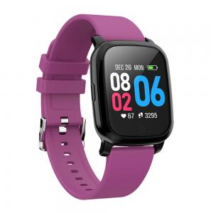 Quality Real Time Health Monitoring IP67 GPS Tracking Smartwatch for sale