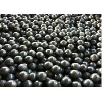 Quality Cr15 Heat Treated Grinding Media Balls For Cement Mill Hardness More Than HRC60 for sale