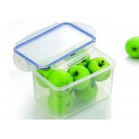 Buy cheap FDA Extruded Silicone Gasket Storage Box Seal With 50-70 Duro Hardness from wholesalers