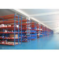 Quality Manual Triple Upright Medium Duty Racking Loading Capacity Under 500KG / Level for sale