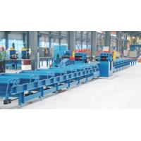 Buy Flange Plate Straightening Machine Press Edge Deformate H Beam Production Line at wholesale prices