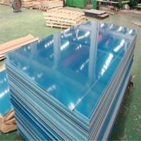 Quality 1060 1100 1050 Aluminum Sheet High Durability For Construction / Tanker for sale