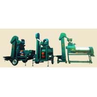 China Seeds processing machine for Shell(threshing)winnowing-screen-proportion selection-coating unit on sale