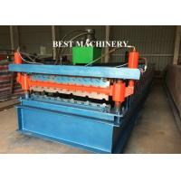Buy Corrugating Iron Roofing Sheet Making Machine Metal Roofing Equipment 8m/min - at wholesale prices