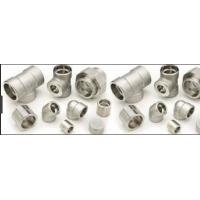 Quality Stainlesss Steel Forged Steel Fittings(Accesorios ) B16.22 flangeolet , weldolet , reduce tee , elbow , cap , tee for sale