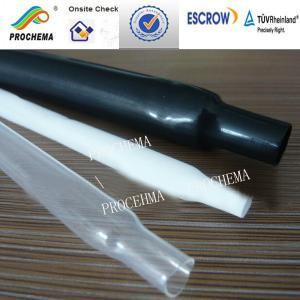 Quality PVDF shrink tube, PVDF heat shrink pipe for sale