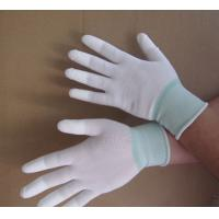 Buy 13G Nylon/Polyester PU Coated gloves at wholesale prices