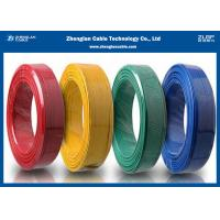 Quality RV Building Wire And Cable Durable Surface Printed ISO 9001 Certificate for sale