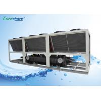 Quality R22 Gas Industrial Air Cooling Air Cooled Water Chiller , Water Chilling Unit for sale