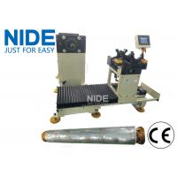 Quality High automation deep water pump motor stator coil and wedge winding inserter for sale
