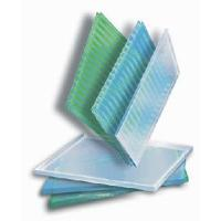 Quality Twin-Wall Polycarbonate Sheet / PC Hollow Sheet for sale