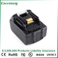 China Makita BL1830 18V 3000 mAh Rechargeable Li-ion Battery Replacement for power tool on sale