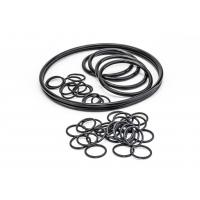Quality Non Standard D Ring Seal , PU / NBR Corrosion Resistance Breaker Backup O Ring for sale