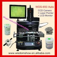 Quality Wisdomshow Economic bga chip desoldering and soldering machine WDS-650 for replace vga cpu bridges socket for sale