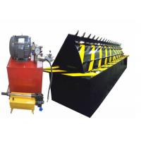 Quality High security K12 standard automatic vehicle control electro-hydraulic rising roadblockers for sale