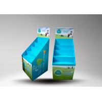 Quality Store Retail Cardboard Advertising Displays Stand / Exhibition Booth Standee for sale