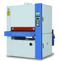China Precise Calibrating wide belt Sanding Machine for wood panel,1300mm max sanding width on sale