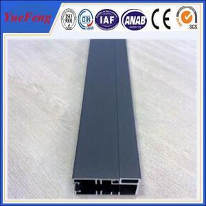 Quality Latest design aluminium industrial profiles, China aluminum extruder for sale