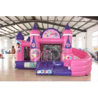 Quality Princess Inflatable Castle For Kids for sale