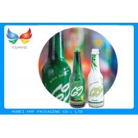 Buy 50mic Clear Blown Mold Plain PVC Heat Shrink Film For Label Printing at wholesale prices