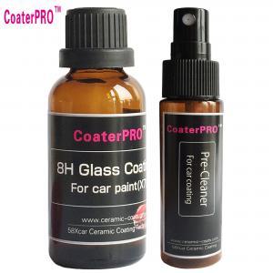 Quality liquid quartz coating water repellent coating for carbody ceramic 9H coating shine for sale