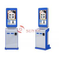 Quality Pay & Order ATM Card POS Bill Payment Kiosk Wifi 3G Optional for sale