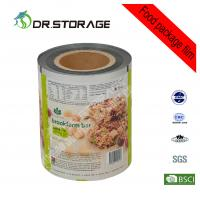 Quality Personalized Laminated Plastic Printed Food Packaging Films for Biscuit for sale