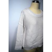 Buy Semi Combed Cotton Women'S Pullover Sweater Round Neck BGAX16288 at wholesale prices