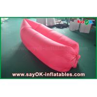 Quality Nylon Material Sleeping Air Bag Lounge Sofa With 200x90cm Size for sale