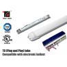 Dimmable T8 LED Tube Light 1200mm Length G13 Base SMD LEDs Light Source for sale