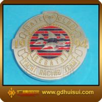 Quality promotional round metal belt buckle for sale