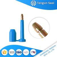 TX-BS101 Hot selling Cost-effective iso17712 bolt seal shipping seals for cargo doors for sale