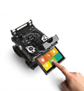 Quality INNO ARC Fiber Optic Splicing Machine Preset 7 Splice Modes for sale