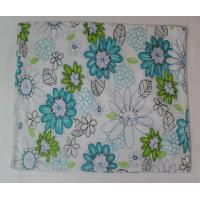 Quality Floral Cotton / Nonwoven Dining Table Mats with Silk Screen Printing for sale
