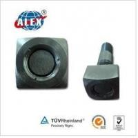 Quality Customized Steel Self Lock Nut with Black Surface for sale