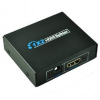 1 input 2 outputs HDMI Splitter 1x2 to HDTV 1080p HDMI Port DVD for sale