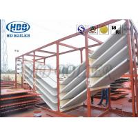 Quality Heat Exchanger Painted Water Wall Panel Water Tube Boiler Parts For Porwer Station for sale