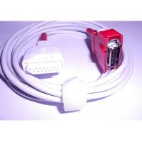 Quality Masimo Spo2 Extension Cable 15 Pin Patient End 2.4M Length 12 Months Warranty for sale