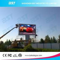 Buy P6 Full Color Large Outdoor Advertising LED Display Video High Resolution at wholesale prices