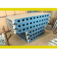 Quality Super High Rise Building Concrete Slab Formwork Systems T Form With High Efficiency for sale