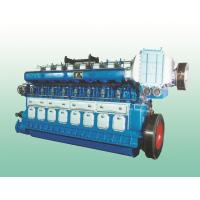 Quality 1000KW - 2000KW HFO diesel oil  gas Fired Power Generating Sets to the Small Shops / Power Plant for sale