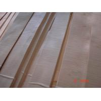Quality Natural Figured Sycamore Wood Veneer For Interior Decoration for sale