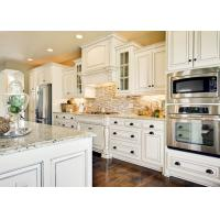 China Drama White Natural Marble Stone Countertops For Household Kitchen on sale