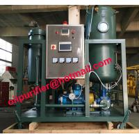 Stainless Steel Vacuum Turbine Oil Purification Plant, Emulsified Oil Filtration Equipment, Turbine Oil Recycling System for sale